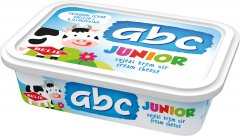 Fotografie produktu ABC cream cheese junior 100g