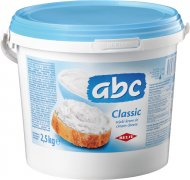 Fotografie produktu ABC cream cheese 2,5kg